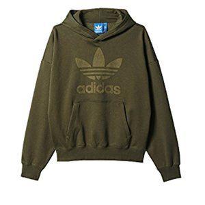 Adidas Originals ADC Logo Trefoil Hoodie Olive Men